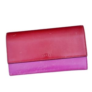Gucci Continental Leather Wallet